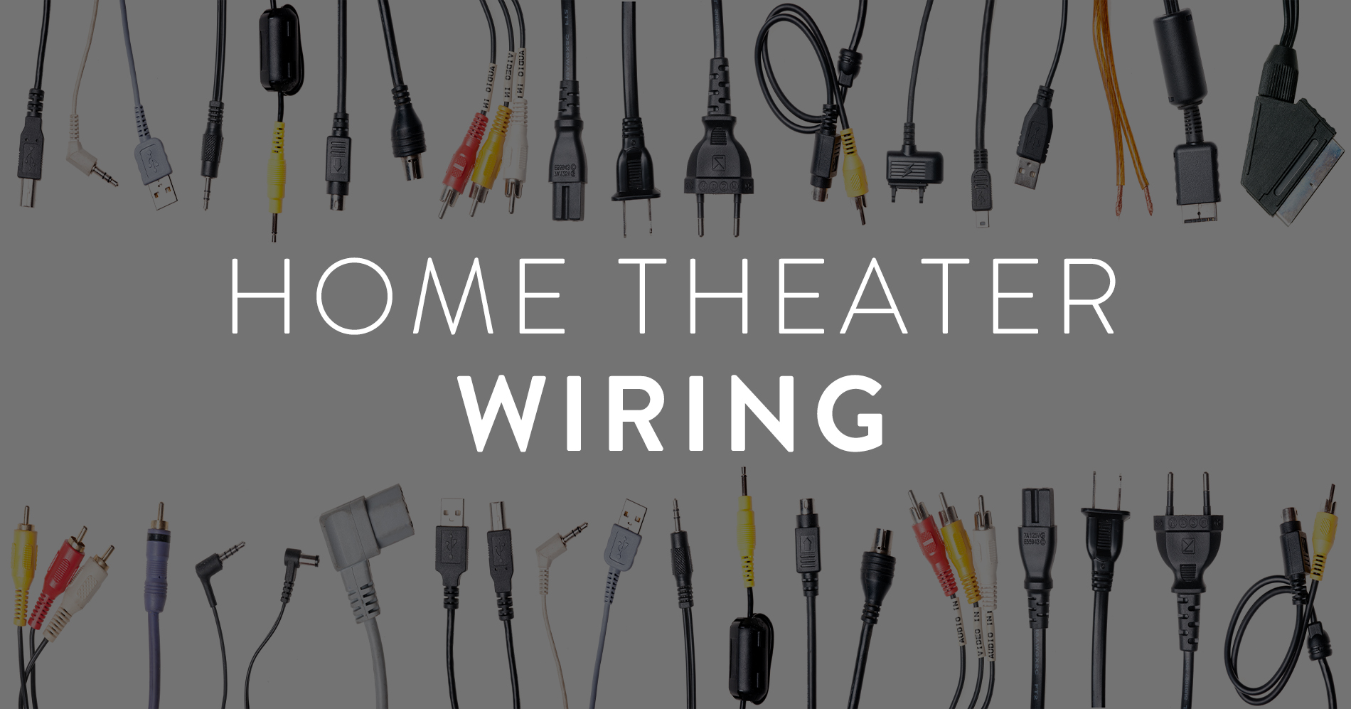 Everything You Need to Know about Home Theater Wiring   Octane Seating
